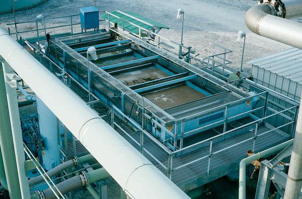 Flowmark Water Treatment Applications